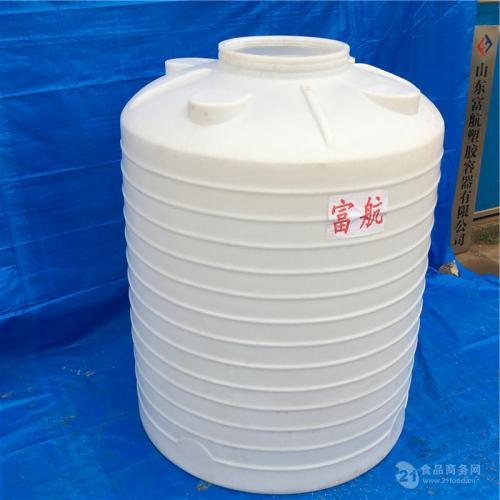 10吨塑料桶的制造工艺