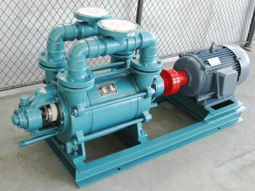 水环式真空泵缓冲罐进水怎么解决?