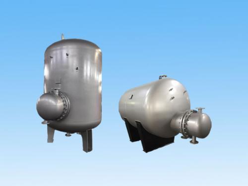 导流型容积式热交换器工作原理