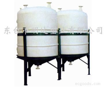 东台明达全塑锥底储罐,贮罐,贮槽,槽罐
