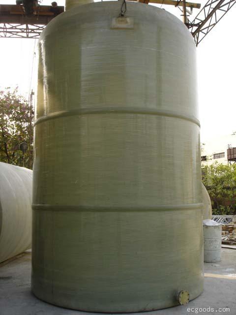 缠绕玻璃钢立式罐 储罐