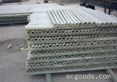 长期生产中意玻璃钢管道