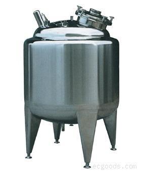 贮罐、不锈钢储罐、暂存罐、食品罐