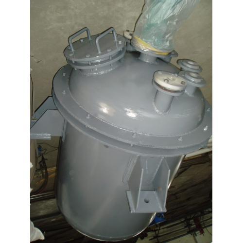 钢衬PE搅拌罐 3方反应罐