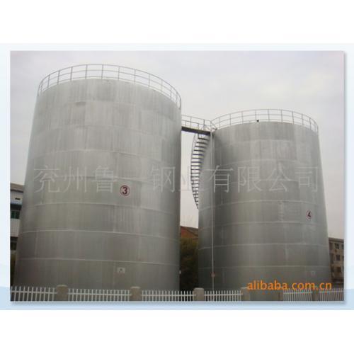 江苏金坛1000立方拱顶油罐