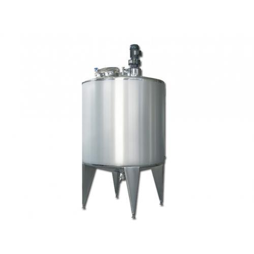 单层浆式搅拌储罐、混料罐、暂存罐