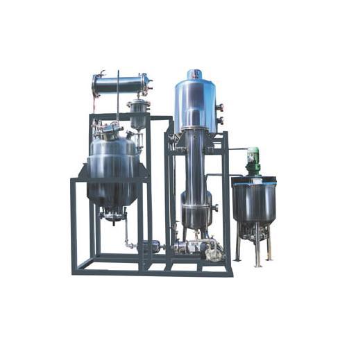 小型多能提取、浓缩、醇沉、回收机