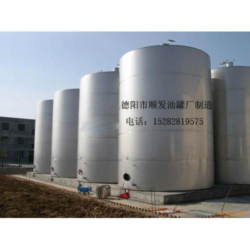 四川不锈钢罐 不锈钢容器制造