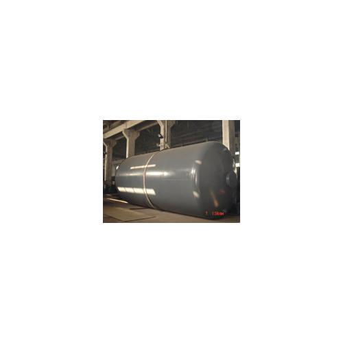 50立方钢衬PE储罐 磷酸贮罐 立式液碱罐