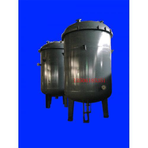 钢衬塑储罐 反应储罐