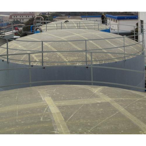 光固化纤维增强复合片材系列-储罐原位修复
