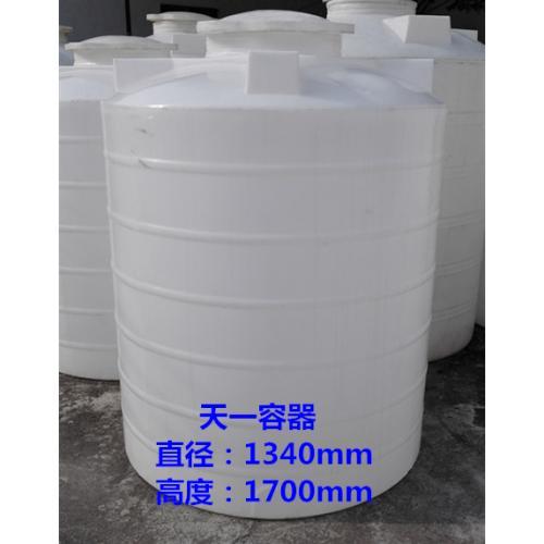 次氯酸钠储罐