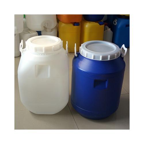 50升方形塑料桶大口径50L圆形塑料桶