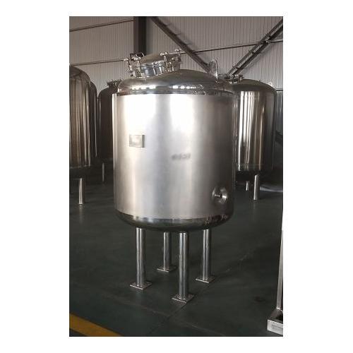 淄博卓尔水处理设备有限公司不锈钢储罐工艺管道系统