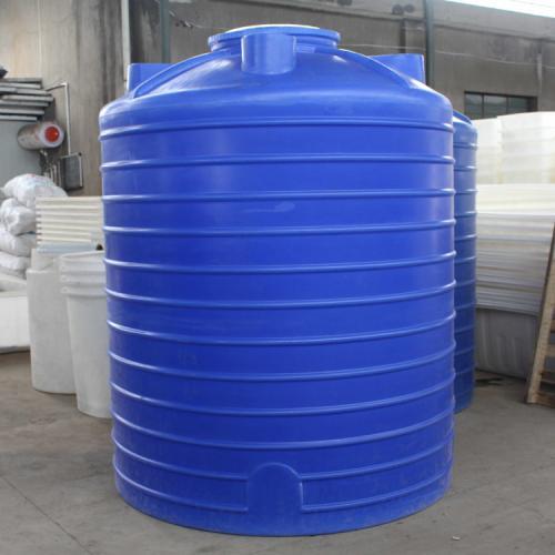 厂家直供5吨塑料水箱5000Lpe水塔
