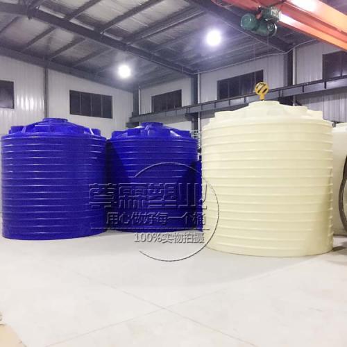 厂家直供15立方防腐储罐15吨耐盐酸储罐