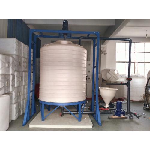 厂家直供5吨复配设备 10吨聚羧酸合成设备