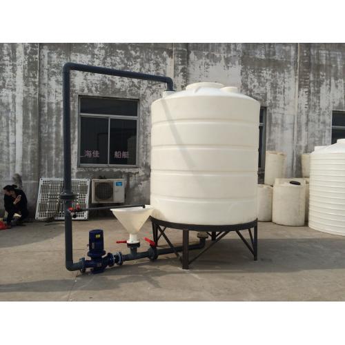 厂家直销10吨复配合成设备 10立方塑料储罐