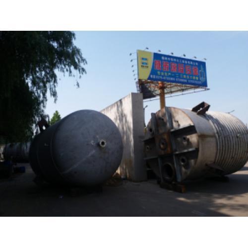 强酸强碱容器不锈钢贮罐