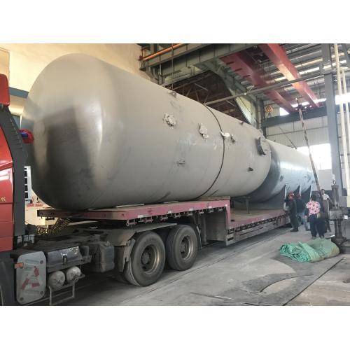 化工防腐1-200m³钢衬塑储罐